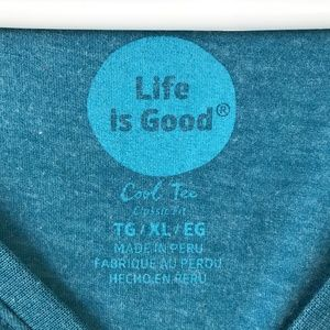 Life Is Good Tops - Life is Good Namaste Top